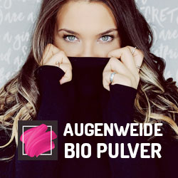 Augenweide Smooth Faceliver Bio Pulver